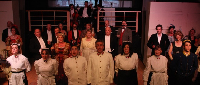 Titanic The Musical 2012